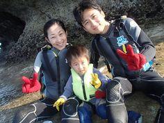 海楽しくて、歓声が沸き起こるほど^^! - http://www.natural-blue.net/blog/info_4287.html
