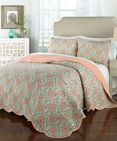 Another great find on #zulily! Opal Anatalya Quilt Set #zulilyfinds