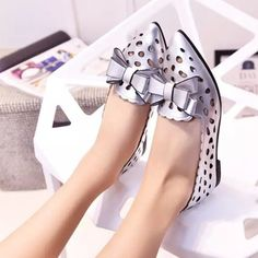 Shopo.in : Buy Mod Fashions Grey Flats online at best price in Bangalore, India