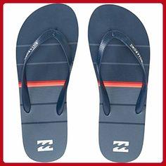 708f28a0b596e7 Billabong Men s Spin Thong Water Resistant Sandal Flip Flop