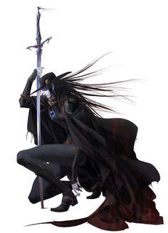 Vampire Hunter D: Litho: D4