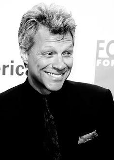 Jon Bon Jovi...via Tumblr