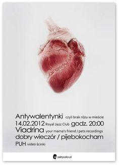 antywalentynki - anti valentines day, szczecin
