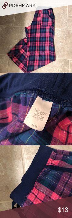 💜💖 Victoria's Secret PJ bottoms Victoria's Secret PJ bottoms size medium Victoria's Secret Intimates & Sleepwear Pajamas
