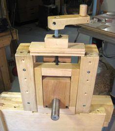 Homemade bandsaw (version 2) build