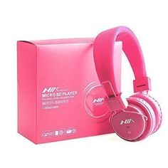 G4GADGET® Heavy Duty Quality Micro SD TF Card Headset Headphone USB Audio MP3 Music Player FM Radio (Pink) Wir Nice Quality Micro SD TF Card Headset Headphone USB Audio MP3 Music Player FM Radio (Pink) can also be use with Aux cable for Apple iPad4 iPhone 5,Ipod All Mp3 Mp4 Player (Barcode EAN = 5053965153415) http://www.comparestoreprices.co.uk/december-2016-6/g4gadget®-heavy-duty-quality-micro-sd-tf-card-headset-headphone-usb-audio-mp3-music-player-fm-radio-pink-wir.asp