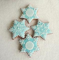 royal iced cookies   stars