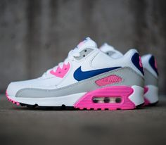 Nike WMNS Air Max 90 Essential – Pink Glow