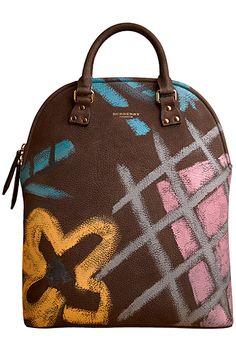 Berry Picking! Designer Handbag Burberry  Accessories 2014 Fall Winter