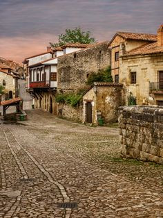 Santillana del Mar #Cantabria #Spain