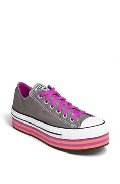 Converse Chuck Taylor® All Star® Platform Sneaker (Women) available at #Nordstrom