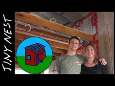 """[Update: July 7th 2015] Tiny House Project """"Tiny Nest"""" - YouTube"""