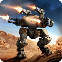 Walking War Robots v 1.3.1 Apk  Mod   Walking War Robots is an action…