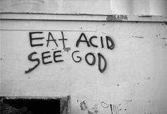 i thought this said see acid eat god Le Vent Se Leve, My Vibe, Aesthetic Grunge, Red Aesthetic, Wet And Dry, Aesthetic Pictures, Wall Collage, Wall Art, Decir No