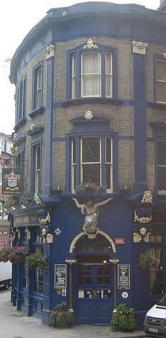 The Shipwright's Arms pub, London