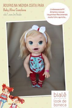 Baby Doll Strollers, Baby Alive, Baby Dolls, Look, Christmas Crafts, Teddy Bear, Daisy, Doll Outfits, Our Generation Dolls