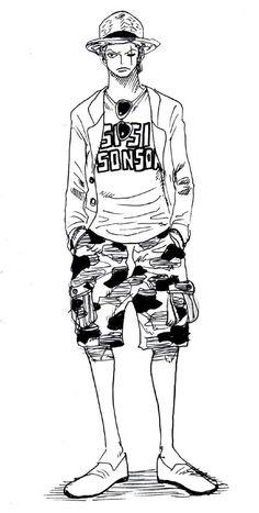 Zoro Roronoa | One Piece