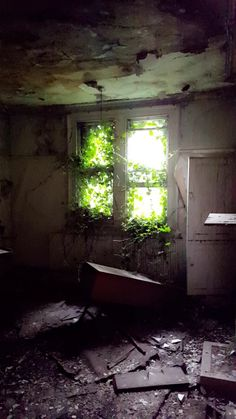 This abandoned house reminds me of The Last Of Us menu The Last Of Us, Apocalypse Games, Post Apocalypse, Abandoned Houses, Abandoned Places, Best Funny Pictures, Cool Pictures, Zombie Life, Apocalypse Aesthetic