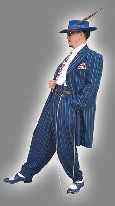 Zoot Suit Wedding Dresses | Majority of Two: Killer Fashions...!