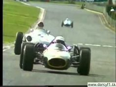 Juan Manuel Fangio y Jack Brabham - 1978, evento histórico del GP de Australia - YouTube