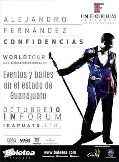 Alejandro Fernandez - Tour Confidencia