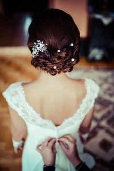 Esküvő a Wladek Creative szervezésében Girls Dresses, Flower Girl Dresses, Lace Wedding, Wedding Dresses, Fashion, Bridal Dresses, Moda, Bridal Gowns, Dresses Of Girls