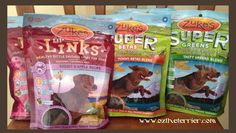 gad-Zuke's! I Love These Treats: Product Review and #Giveaway