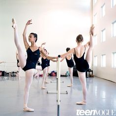 Have you started watching the new episodes from #StrictlyBallet2 on Video.TeenVogue.com? These dancers are totally going to inspire you.  by Henry Leutwyler.