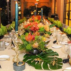 beautiful event table
