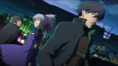 Darker Than Black | 30 Animes That Are Perfect For Binge-Watching And Definitely Not For Kids