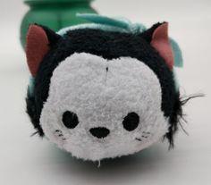 "New Japan Mini (S) Tsum Tsum Figaro ""Pinocchio"" Cat Series Plush Doll Toy"