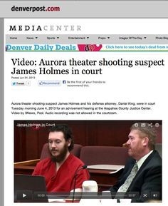 Best video from hearing. http://photos.denverpost.com/2013/06/04/aurora-theater-shooting-suspect-james-holmes-in-court/