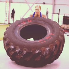 Be strong, be beautiful, but always be FIERCE! #strong #fitness #olympicweightlifting #weightlifting #lift #tyreflip #befierce #becomefierce #fierce #crossfit #strongman