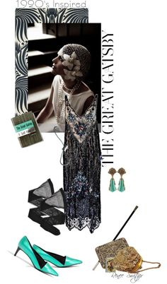"""""""20's Inspired"""" by renee-switzer on Polyvore"""
