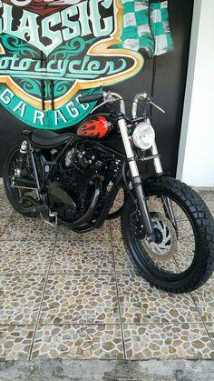 Lapak Motor Custom XS650 Yamaha - KLATEN - LAPAK MOTOR BEKAS | MOTKAS