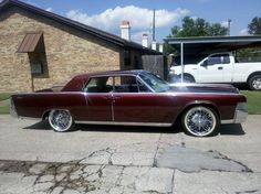 1965 Lincoln Continental Maintenance/restoration of old/vintage vehicles: the material for new cogs/casters/gears/pads could be cast polyamide which I (Cast polyamide) can produce. My contact: tatjana.alic@windowslive.com