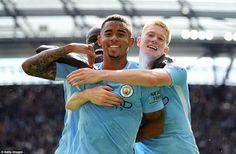 Man City yaigaragaza Liverpool 5-0