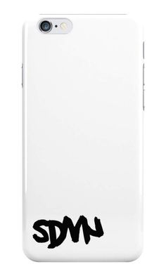 Our Sidemen - White SDMN Phone Case is available online now for just £5.99.    Fan of The Sidemen? Then you'll LOVE our white Sidemen phone case. With a stylish SDMN logo of the boys KSI, Harry, Ethan, Vik, Tobi, Simon and Josh.    Material: Plastic, Production Method: Printed, Authenticity: Unofficial, Weight: 28g, Thickness: 12mm, Colour Sides: White, Compatible With: iPhone 4/4s | iPhone 5/5s/SE | iPhone 5c | iPhone 6/6s | iPhone 7 | iPod 4th/5th Generation | Galaxy S4 | Galaxy S5…