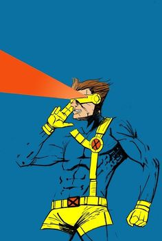 Cyclops by Tyler Champion