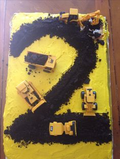 2 year old boy cake