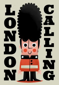 London Calling by Pintachan.