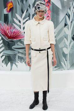 Chanel - primavera/verano 2015