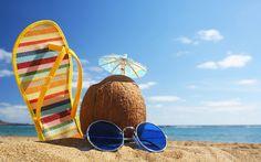 download desktop beach summer backgrounds