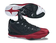 273ecca7593 jordan cp3 vii red black 01 570x443 Jordan CP3.VII Red Black