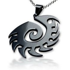 Free Shipping - Starcraft II 2 SC2 Zerg Necklace/Pendants/Badge -Titanium $16.00