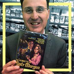 """""""La Vendetta di Lady Morgan"""" di Massimo Pupillo per la prima volta in DVD italiano su thrauma.it  Uno dei gotici più importanti del cinema italiano anni '60"""