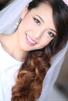 From Head To Toe: Bridal Makeup Tutorial for Monolids & Small Creases