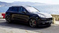 2015 Porsche Cayenne Turbo $114,000