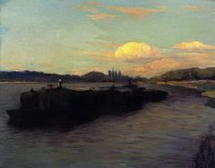 Edward Willis Redfield Oil Paintings