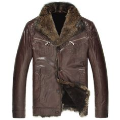 Hunting jacket savager wool suede fur one piece genuine leather clothing men's clothing fur coat n13105-inWool & Blends from Apparel & Acces...